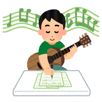 【音楽理論って何?問題】を解決する「音楽理論は日記だよ」という話のアイキャッチ画像